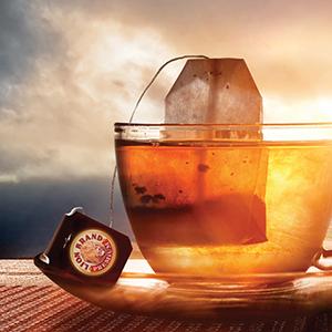 The Lion Tea Brand