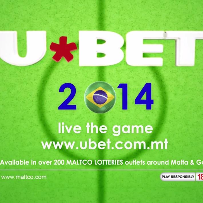 UBET – World Cup 2014
